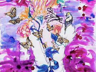 Inner-Beauty: How to Let Go of the Inner-Critic & Grow Your Inner-Garden