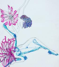 Flower Flirting