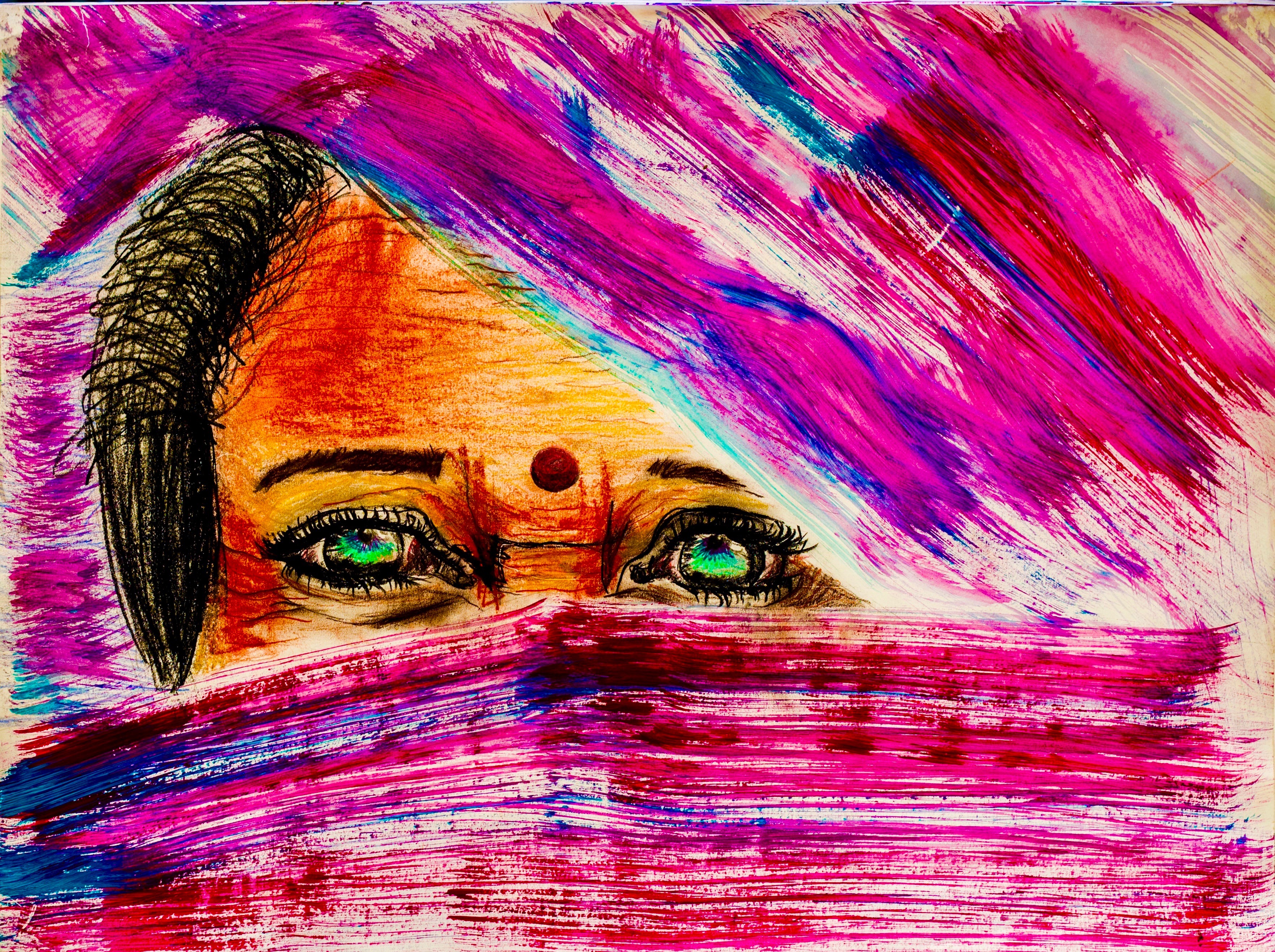 Burka Eyes