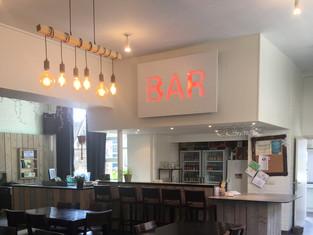 Bar Zaal lokaal verlichting