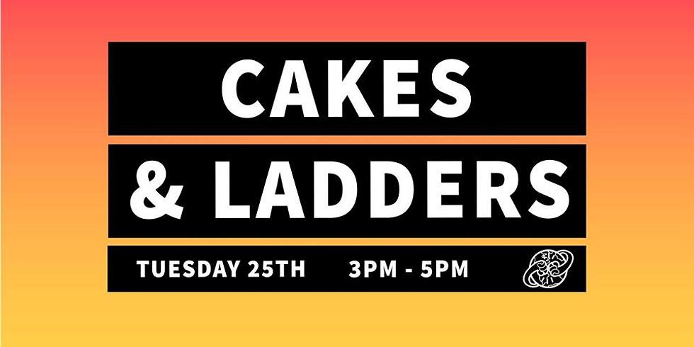 Board Games @ Cakes N Ladders