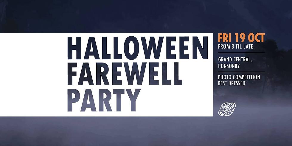 SASS Halloween Farewell Party (1)