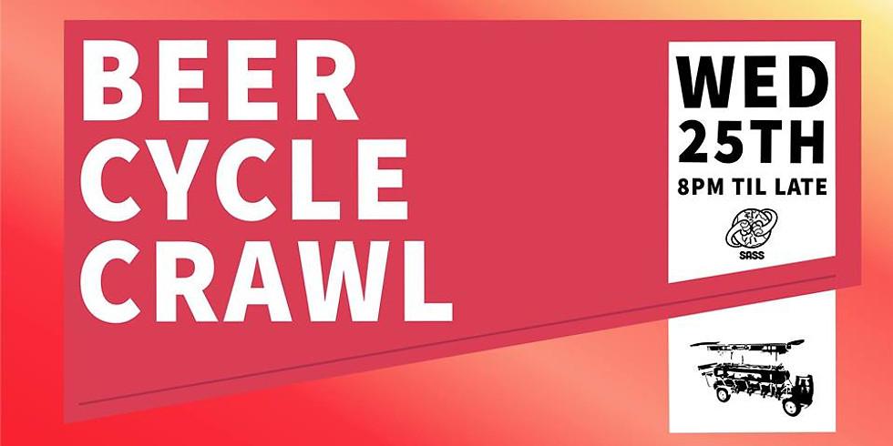 Beer Cycle Crawl