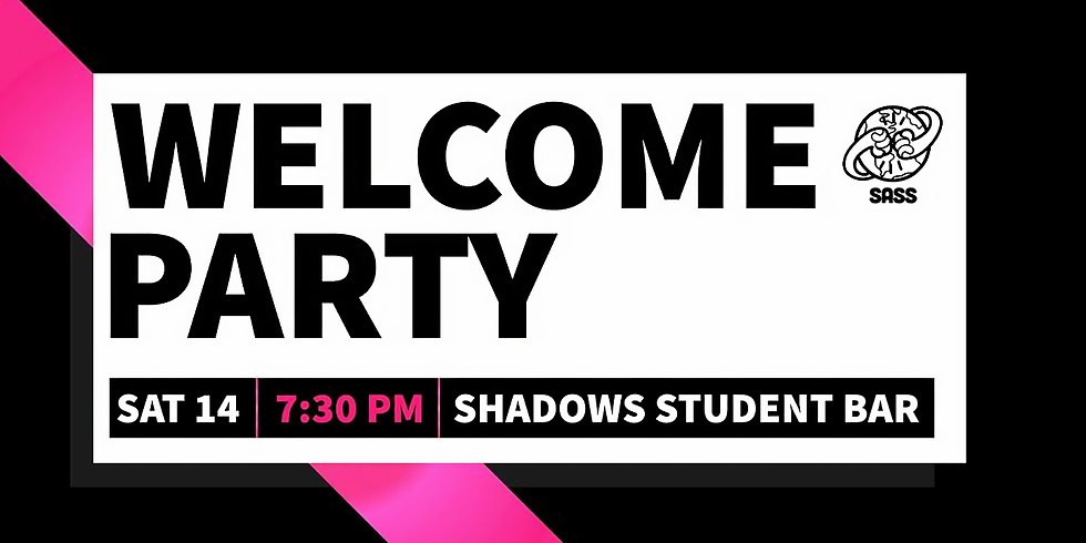 SASS Welcome Party!