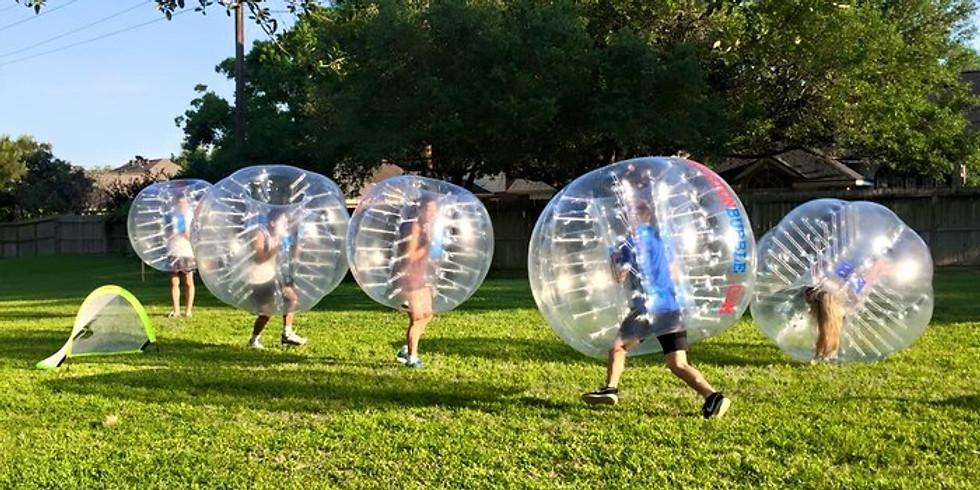 SASS Bubble Soccer