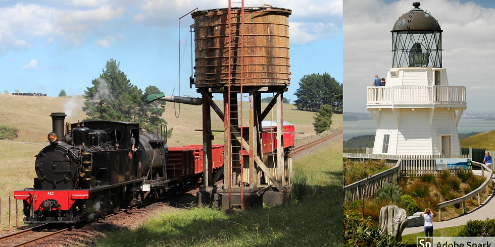 Glenbrook Vintage Railway + Lighthouse