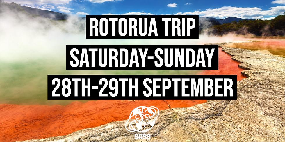 Rotorua Weekend Experience - Discovery Series #8
