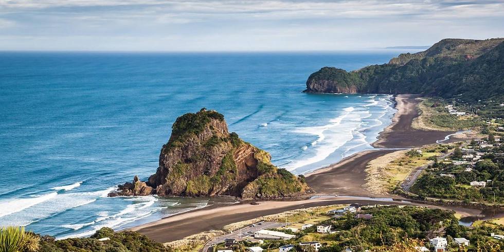 SASS Nature Series #5: Waitakere Ranges and Piha Beach