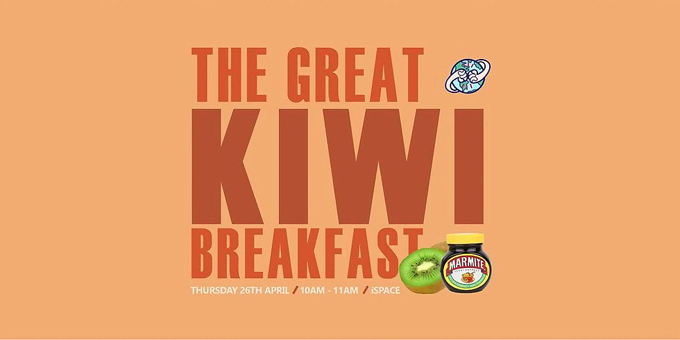 The Great Kiwi Breakfast