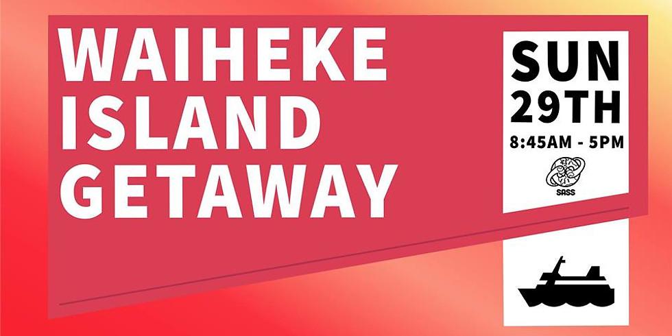 Waiheke Island Getaway
