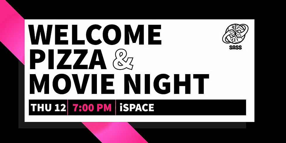 Welcome Pizza & Movie Night