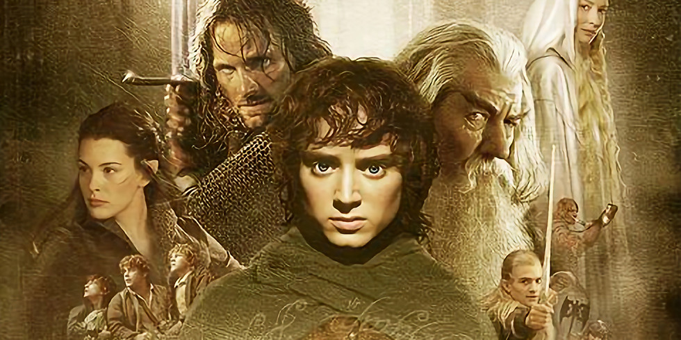 Lord of The Rings Movie Marathon!