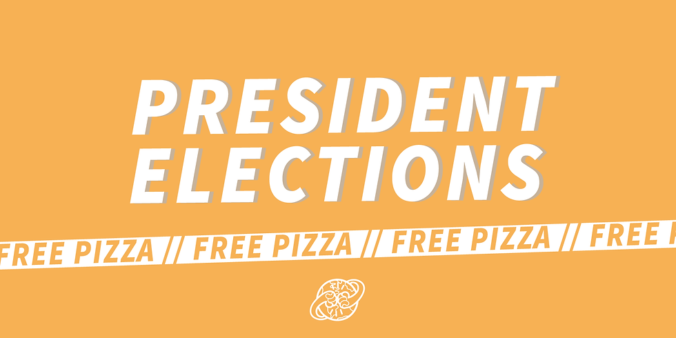 Presidential Election & Pizza Party!