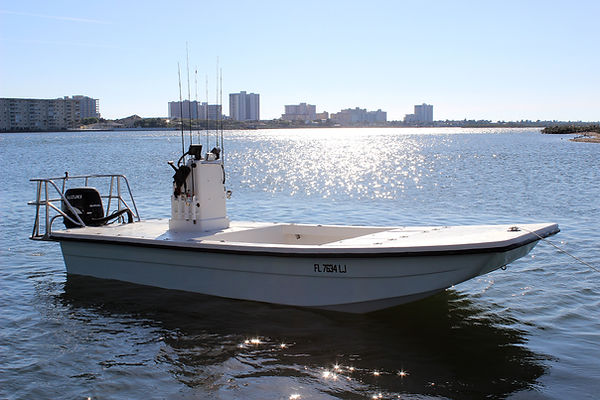 Crider Fishing Charters-Inshore Fishing Daytona Beach, Florida (386)214-8567