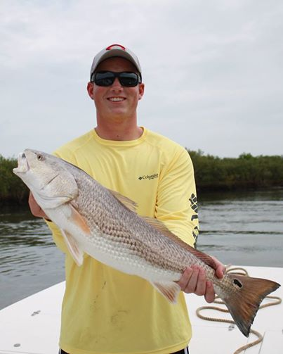 Nice Redfish