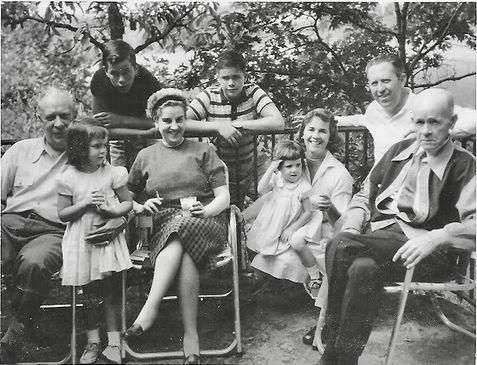 Knapp Family in Potosi Missouri