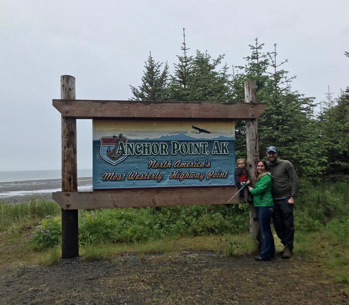 Go North to Alaska!