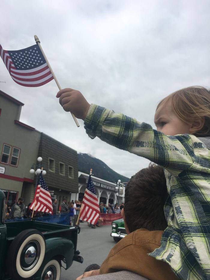 4th of July - the Seward way!