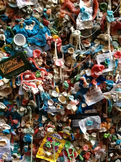 Gumwall Seattle