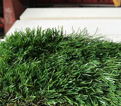 luxury grass carpet