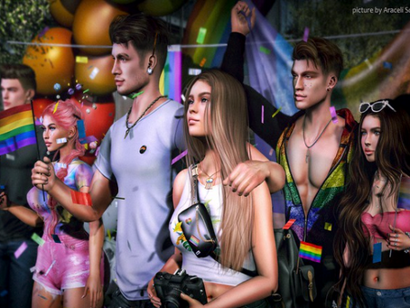Flair for Events Celebrates Pride Month!