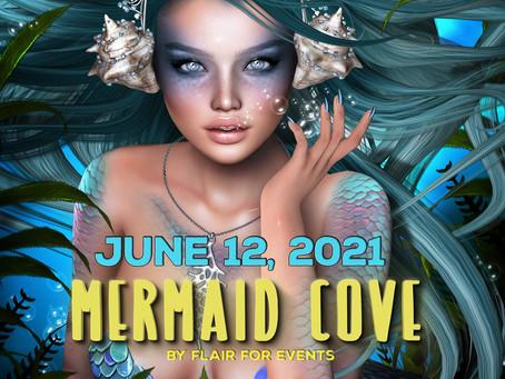 Mermaid Cove is back in June!
