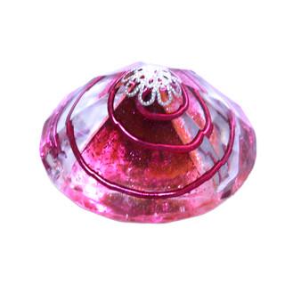 "Orgonite ""Pink Pyramid"""