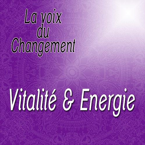 Vitalité & énergie du corps