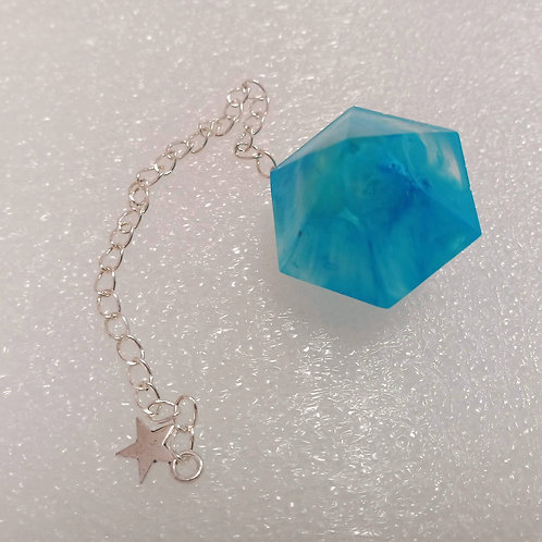 Bleu cristal