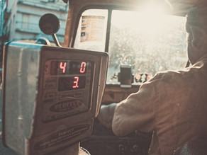 Lessons in Rejection From Your Auto Driver