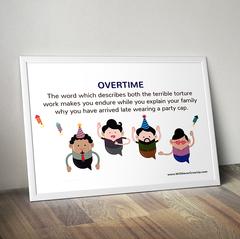 Overtime!