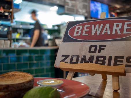 A Marketers' Guide To Surviving The Zombie Apocalypse