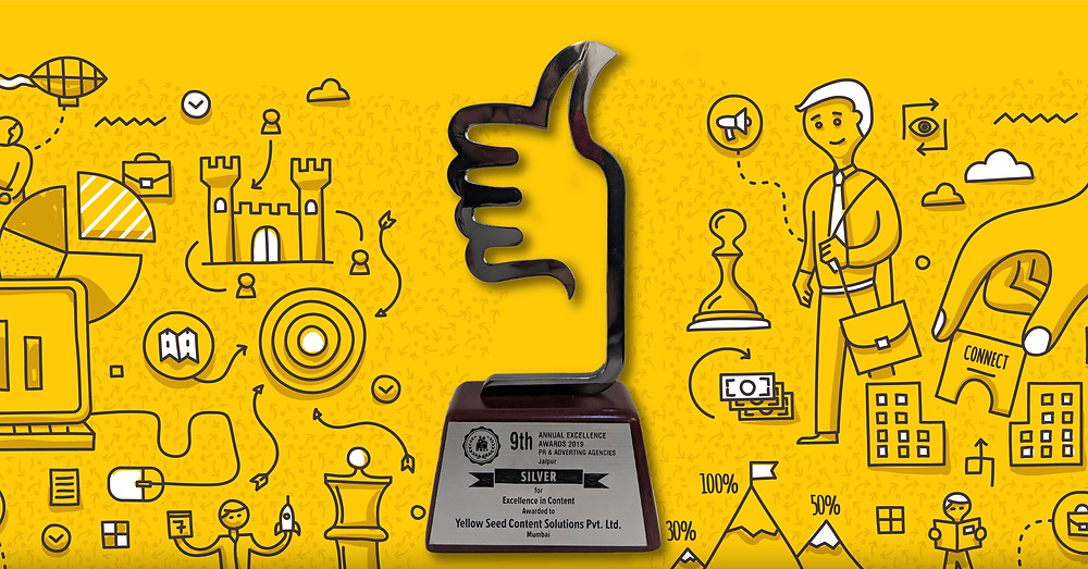 Excellence In Content Award | Yellow Seed