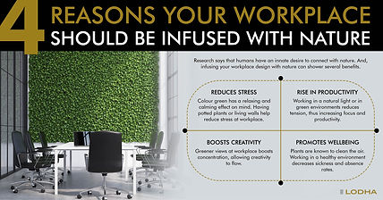 4 Reasons Your Workplace Should Be Infus