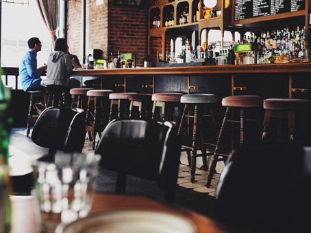 Two (Broke) Content Marketers Walk Into A Bar