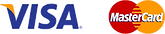 VISA ve Master Card Logo