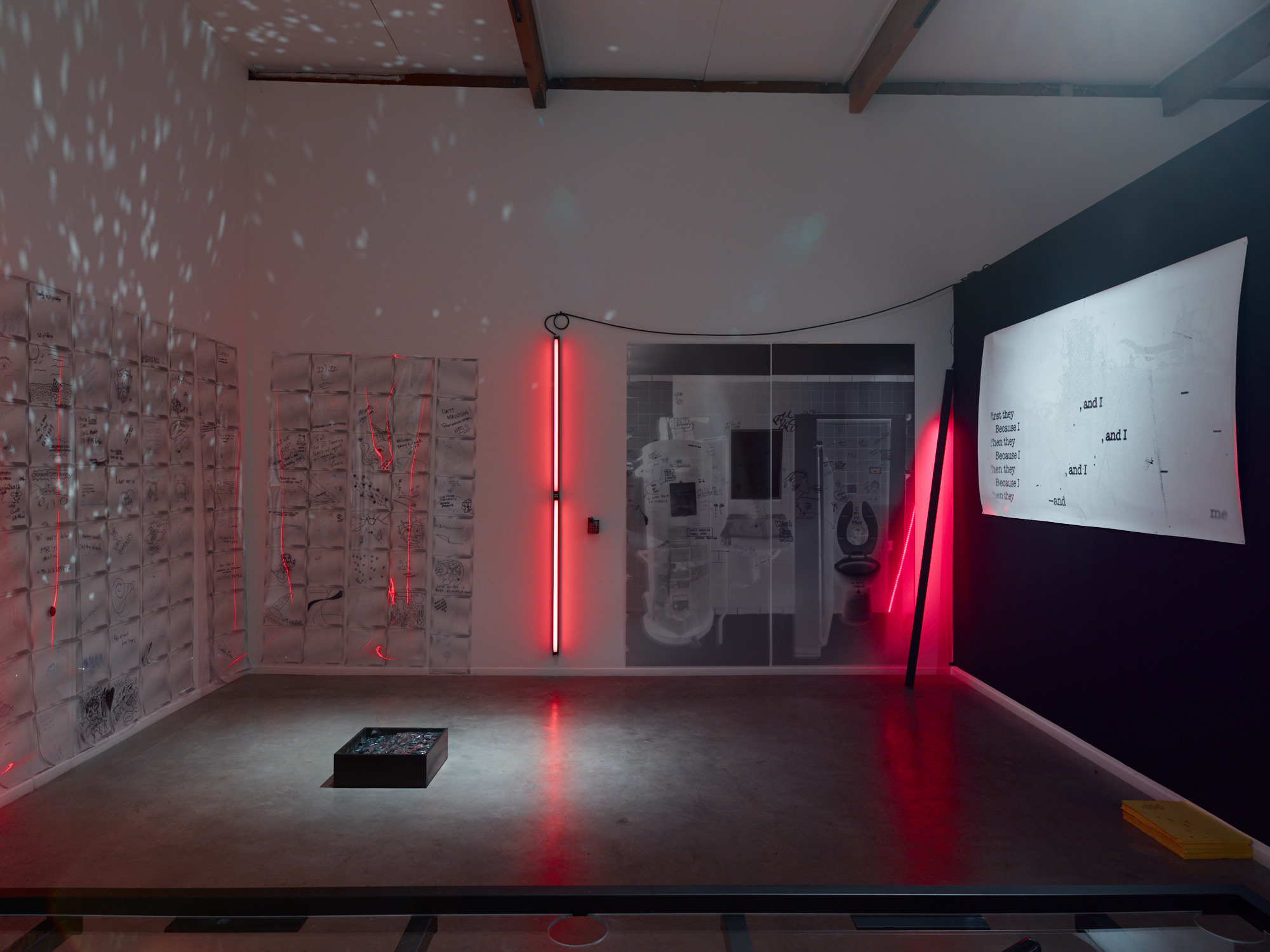 Collective Memory installation
