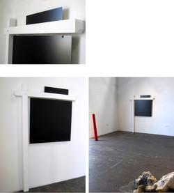 Real Estate: Black Monochrome