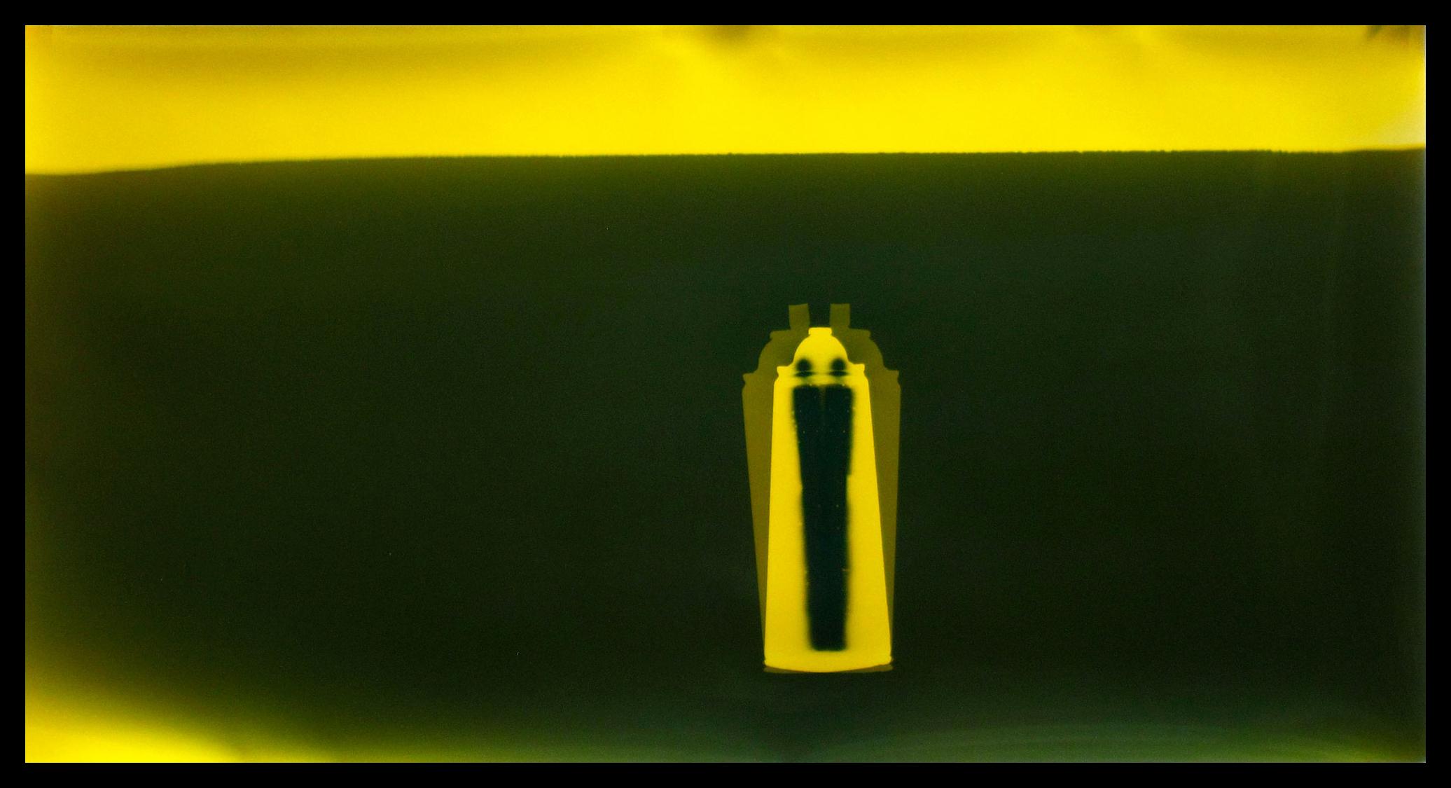 Accessory to Protest: Yellow Sprayca