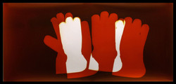 Accessory to Protest 3: Red Gloves