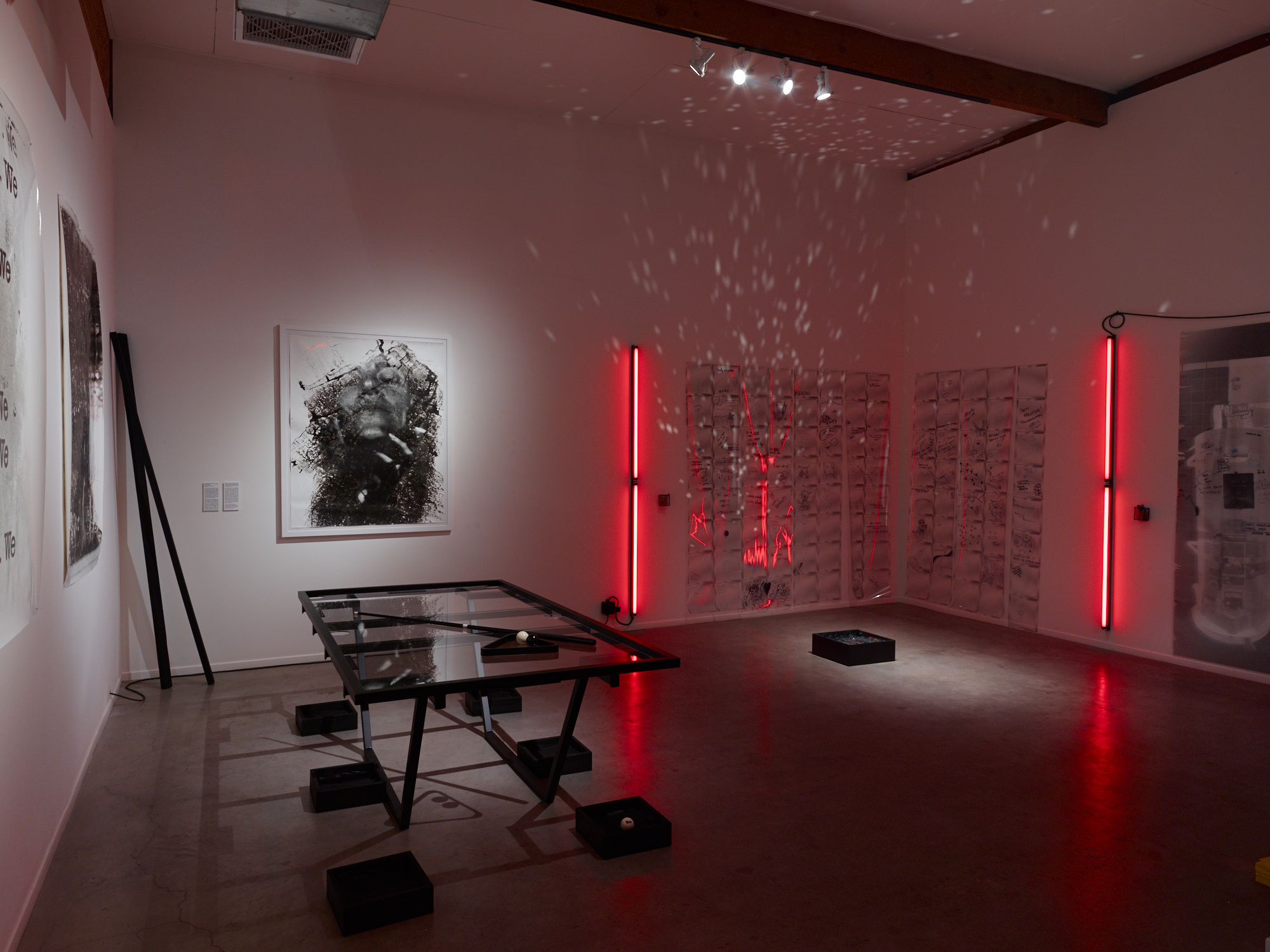 Installation, Collective Memory