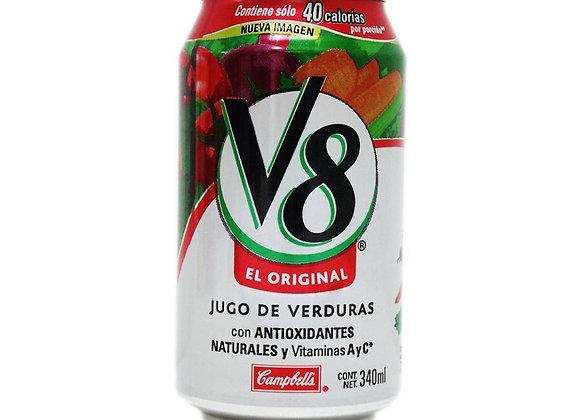 JUGO V8