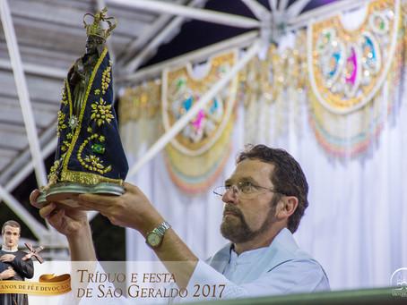 Abertura solene do Tríduo e Festa de São Geraldo