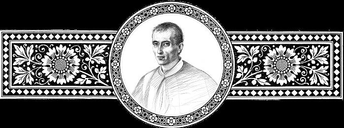 Figura representativa do Beato Januário Maria Sarnelli