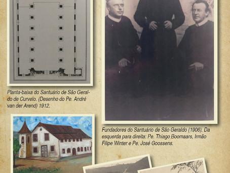 Memória agradecida: 100 anos de construção da Basílica