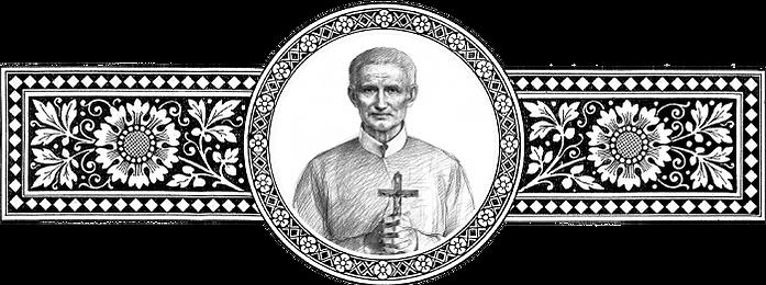 Figura representativa do Beato Pedro Donders