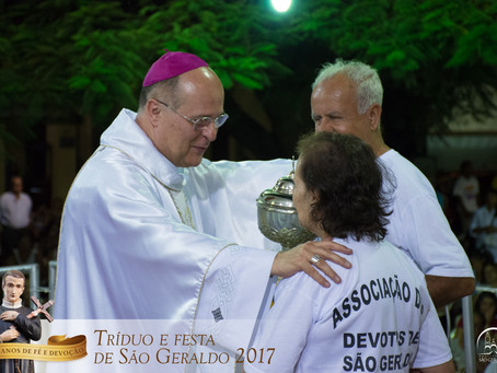 Dom Darci celebra o 2º dia do Tríduo