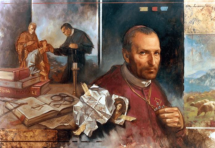Imagem Lomuscio G. A., S. Alfonso e la sua opera