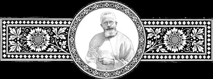 Figura representativa do Beao Domingos Metódio Trcka
