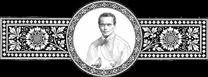Figura representativa do Beato Francisco Xavier Seelos